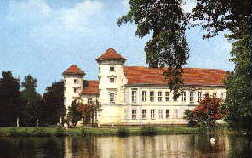 Rheinsberg Castle photo