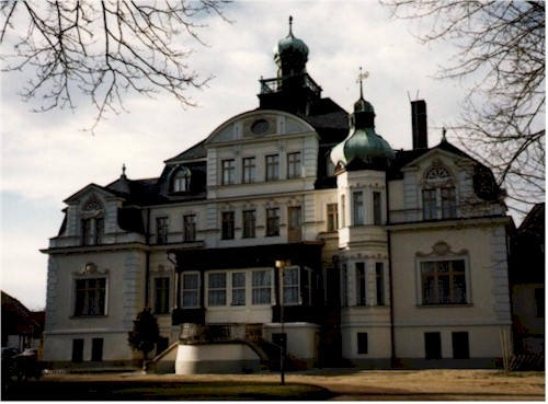Ruckansicht Castle photo