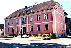 City Hall in Strausberg photo