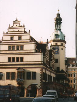 Leipzig City Hall